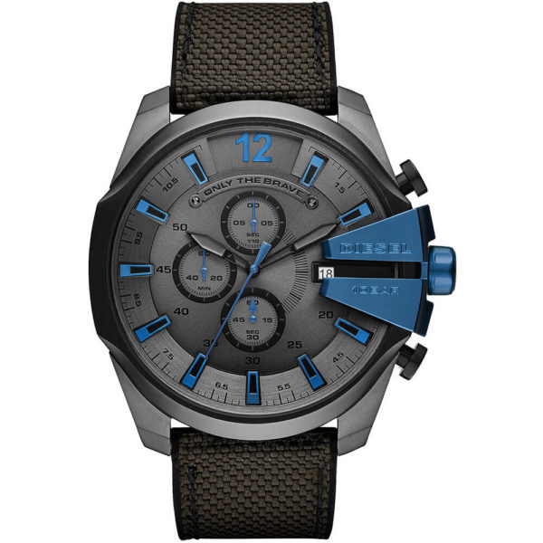 Мужские наручные часы DIESEL Mega Chief DZ4500 - Фото № 4