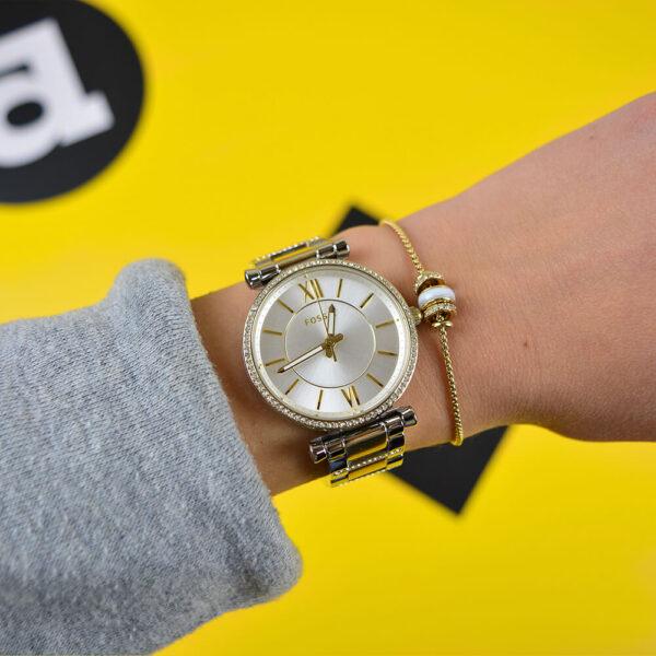 Женские наручные часы FOSSIL Carlie ES4517SET - Фото № 7