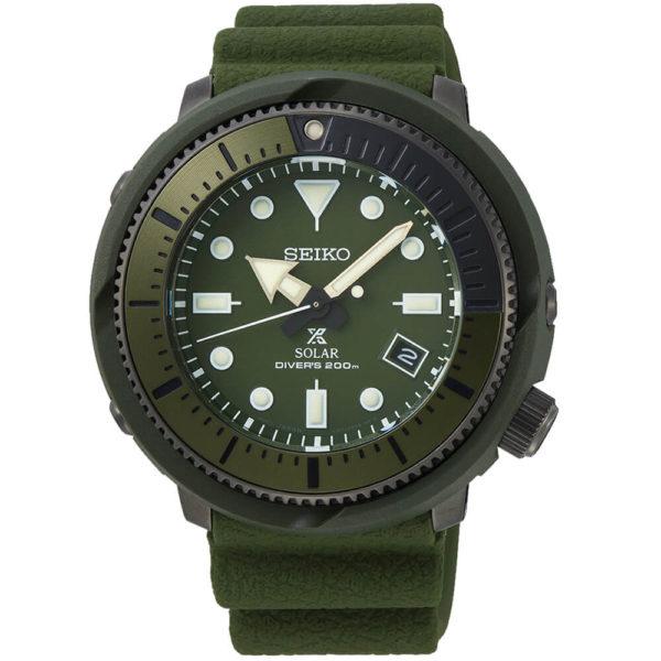 Мужские наручные часы SEIKO Prospex Tuna Street Series SNE535P1 - Фото № 7