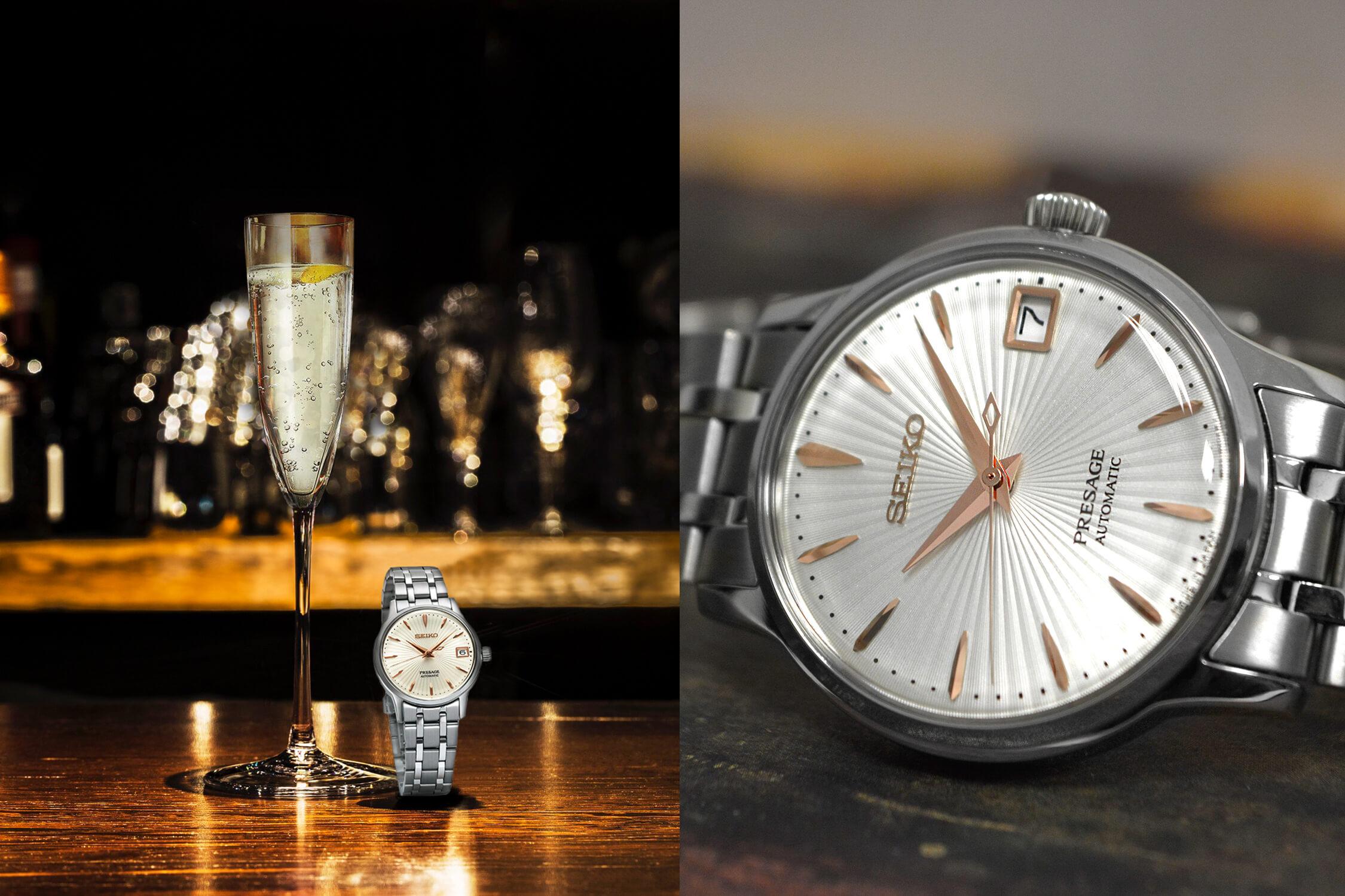 Seiko Cocktail Time SRP855J1