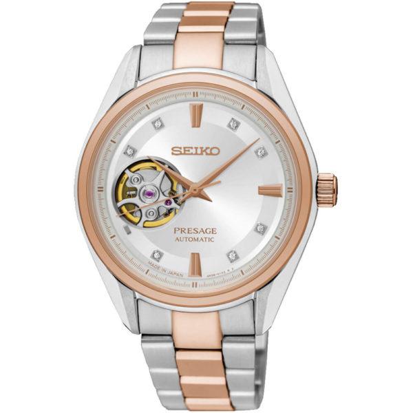 Женские наручные часы SEIKO Presage SSA810J1 - Фото № 6