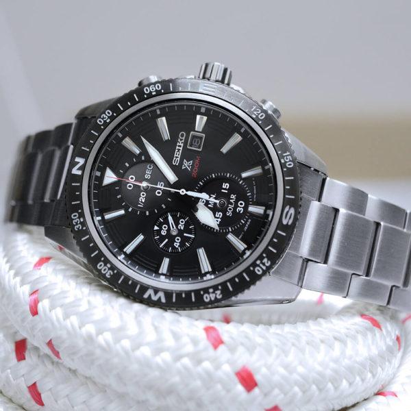 Мужские наручные часы SEIKO Prospex SSC705P1 - Фото № 10