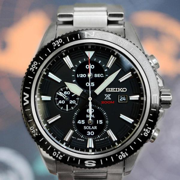 Мужские наручные часы SEIKO Prospex SSC705P1 - Фото № 12