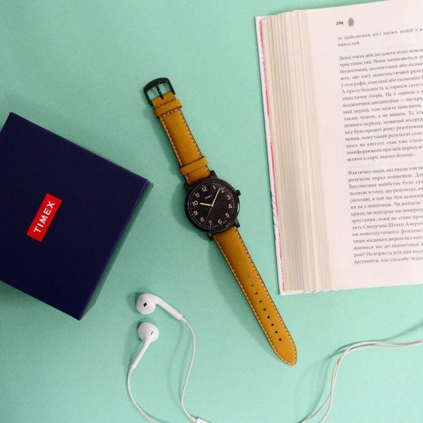 Мужские наручные часы Timex EASY READER Tx2n677 - Фото № 6