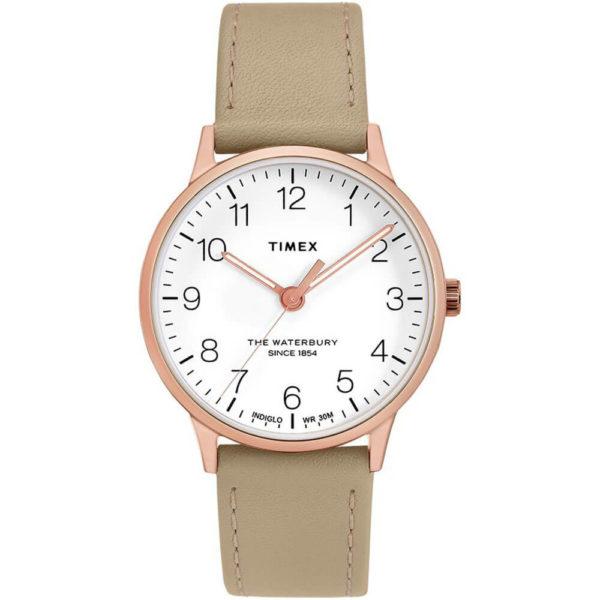 Женские наручные часы Timex WATERBURY Tx2t27000