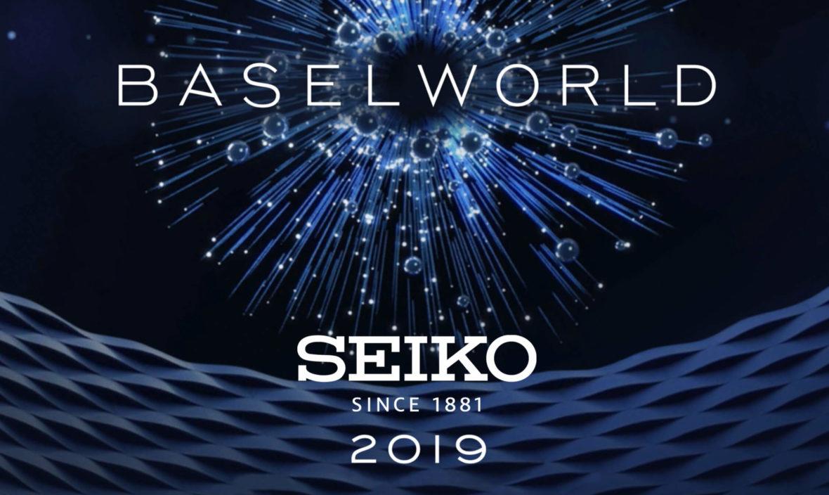 seiko baselworld 2019