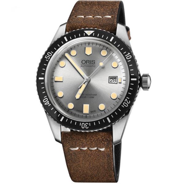 Мужские наручные часы ORIS DIVERS SIXTY-FIVE 01 733 7720 4051-07 5 21 02