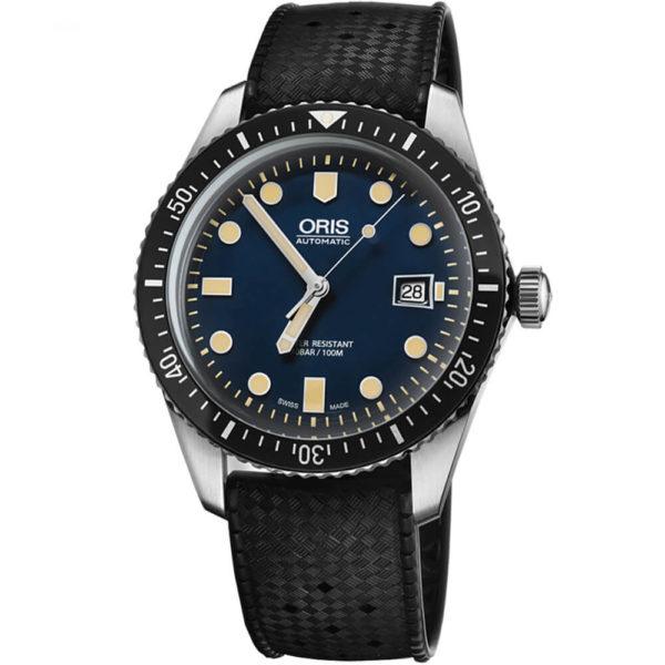 Мужские наручные часы ORIS DIVERS SIXTY-FIVE 01 733 7720 4055-07 4 21 18