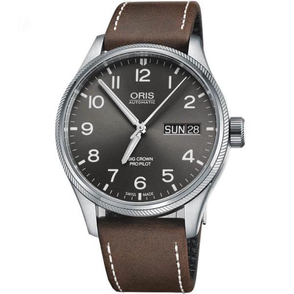 Мужские наручные часы ORIS BIG CROWN 01 752 7698 4063-07 5 22 05FC