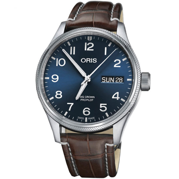 Мужские наручные часы ORIS BIG CROWN 01 752 7698 4065-07 1 22 72FC