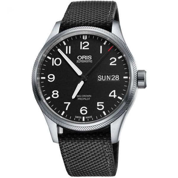 Мужские наручные часы ORIS BIG CROWN 01 752 7698 4164-07 5 22 15FC