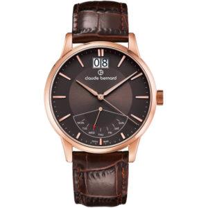 Часы Claude Bernard 41001 37R BRIR