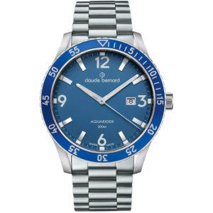 Часы Claude Bernard 53008 3MBU BUIN