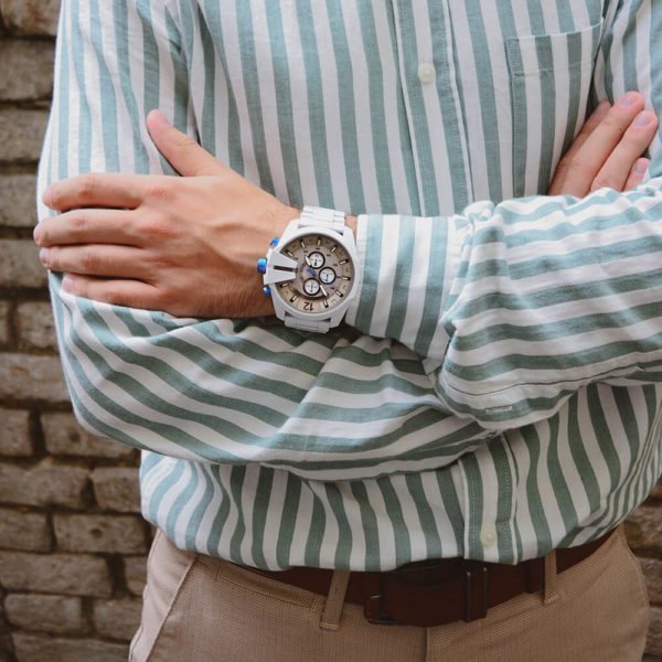 Мужские наручные часы DIESEL Mega Chief DZ4502 - Фото № 6