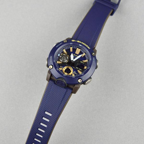 Мужские наручные часы CASIO G-Shock GA-2000-2AER - Фото № 11