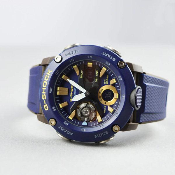 Мужские наручные часы CASIO G-Shock GA-2000-2AER - Фото № 9