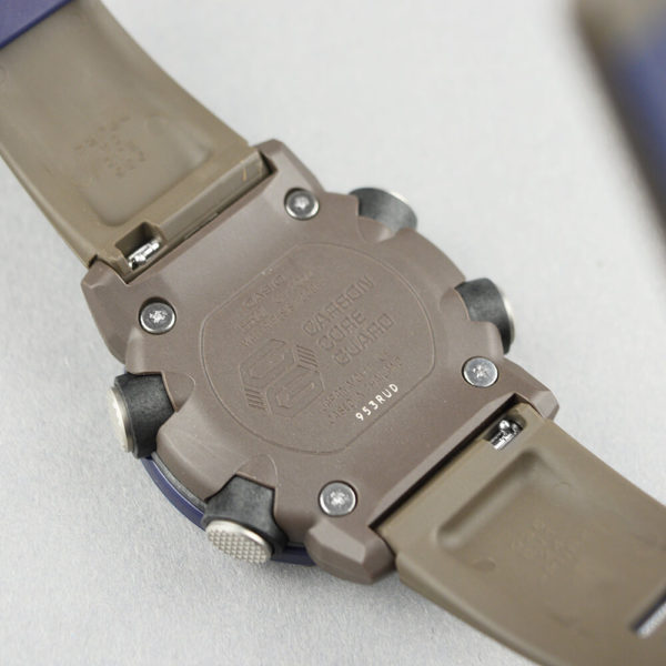 Мужские наручные часы CASIO G-Shock GA-2000-2AER - Фото № 12