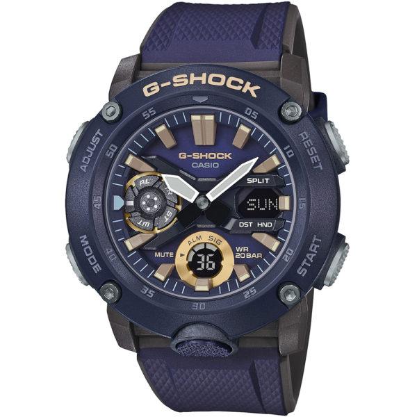 Мужские наручные часы CASIO G-Shock GA-2000-2AER - Фото № 7