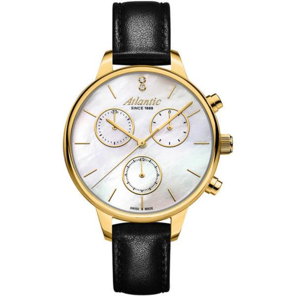 Женские наручные часы ATLANTIC Elegance 29430.45.07