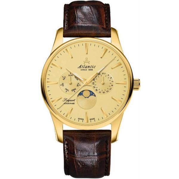 Мужские наручные часы ATLANTIC Seaport 56550.45.31