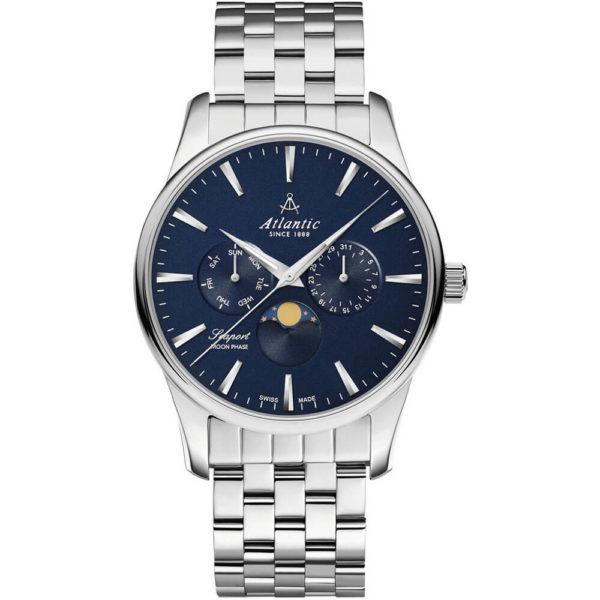 Мужские наручные часы ATLANTIC Seaport 56555.41.51