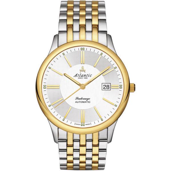 Мужские наручные часы ATLANTIC Seabreeze 61756.43.21G
