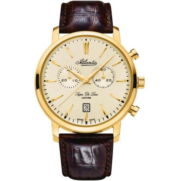 Мужские наручные часы ATLANTIC Super De Luxe 64451.45.31
