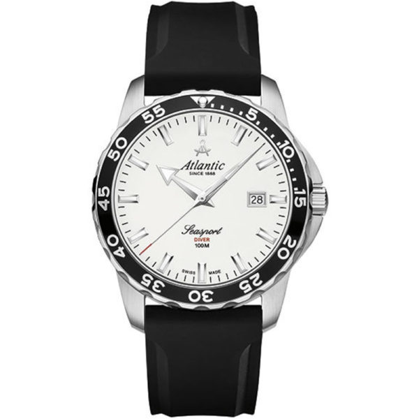 Мужские наручные часы ATLANTIC Seasport 87362.41.21PU