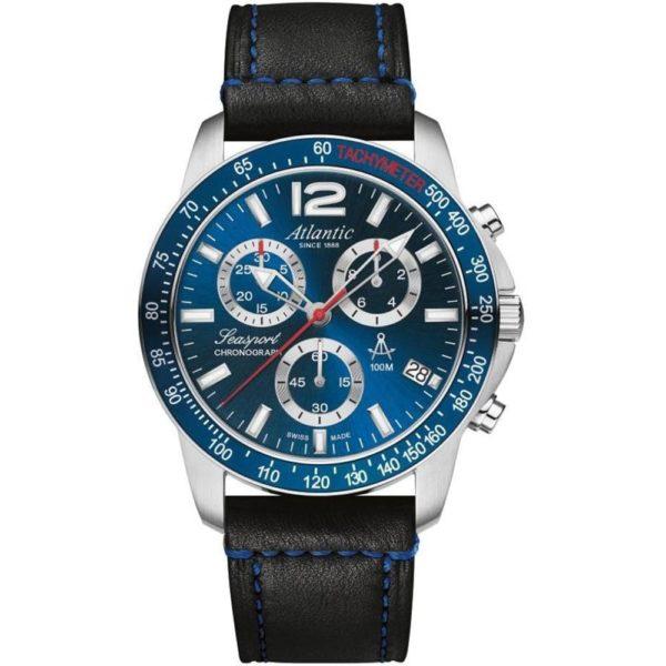 Мужские наручные часы ATLANTIC Seasport 87463.42.51