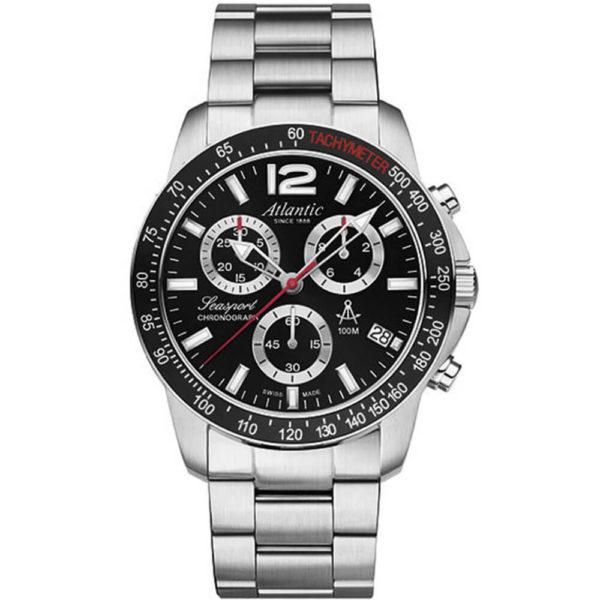 Мужские наручные часы ATLANTIC Seasport 87468.41.61
