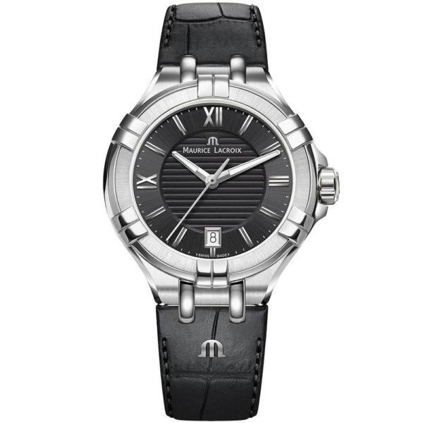 Женские наручные часы MAURICE LACROIX Quartz Aikon AI1006-SS001-330-1