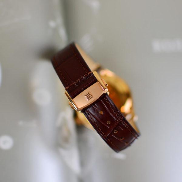 Мужские наручные часы Frederique Constant Horological Smartwatch FC-285LGS5B4 - Фото № 13