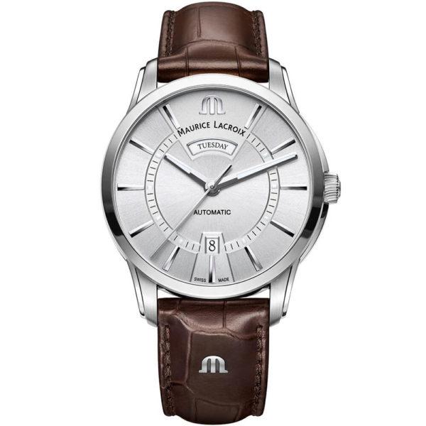 Мужские наручные часы MAURICE LACROIX Pontos PT6358-SS001-130-1