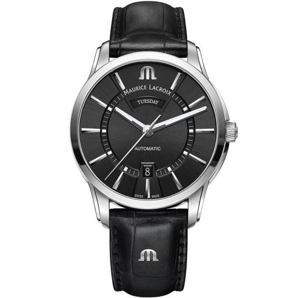 Мужские наручные часы MAURICE LACROIX Pontos PT6358-SS001-330-1