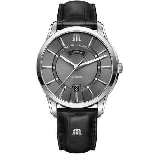 Мужские наручные часы MAURICE LACROIX Pontos PT6358-SS001-332-1