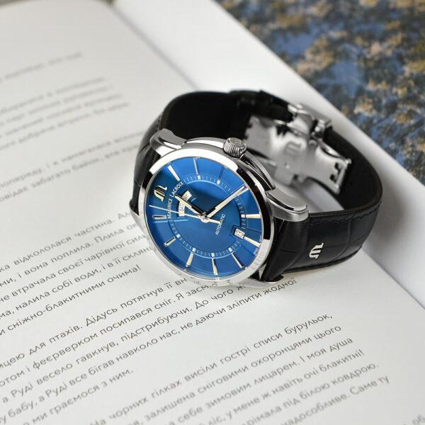 Мужские наручные часы MAURICE LACROIX Pontos PT6358-SS001-430-1 - Фото № 10