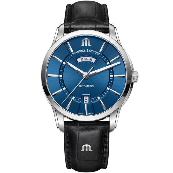 Мужские наручные часы MAURICE LACROIX Pontos PT6358-SS001-430-1 - Фото № 7