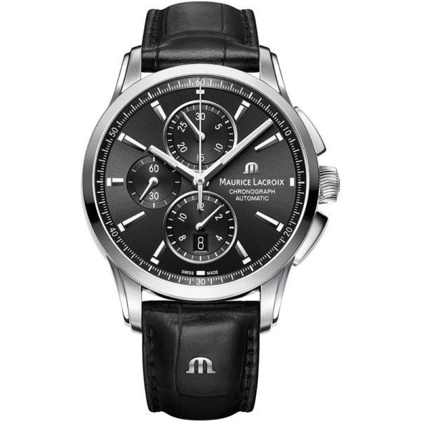 Мужские наручные часы MAURICE LACROIX Pontos PT6388-SS001-330-1