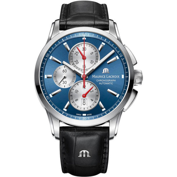 Мужские наручные часы MAURICE LACROIX Pontos PT6388-SS001-430-1