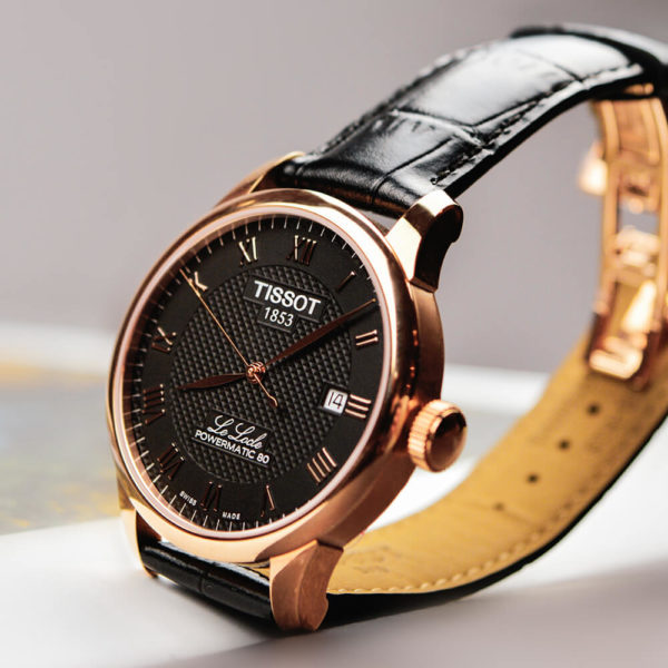Мужские наручные часы TISSOT Le Locle T006.407.36.053.00 - Фото № 9