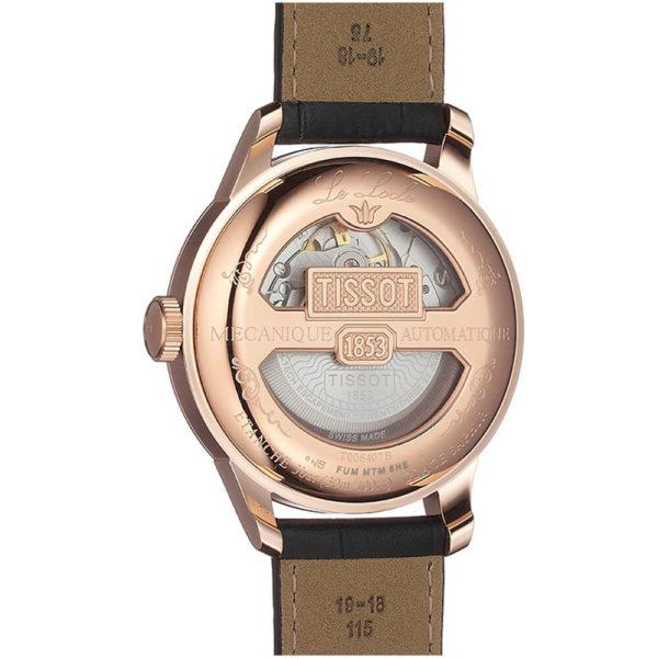 Мужские наручные часы TISSOT Le Locle T006.407.36.053.00 - Фото № 12