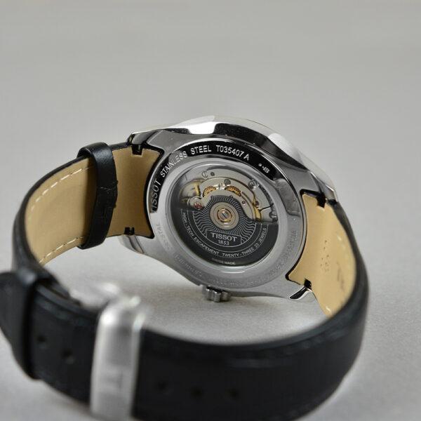 Мужские наручные часы TISSOT COUTURIER POWERMATIC 80 T035.407.16.051.02 - Фото № 14