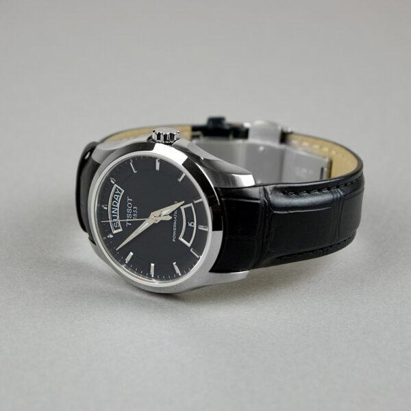 Мужские наручные часы TISSOT COUTURIER POWERMATIC 80 T035.407.16.051.02 - Фото № 12