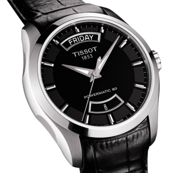 Мужские наручные часы TISSOT Couturier T035.407.16.051.02 - Фото № 10