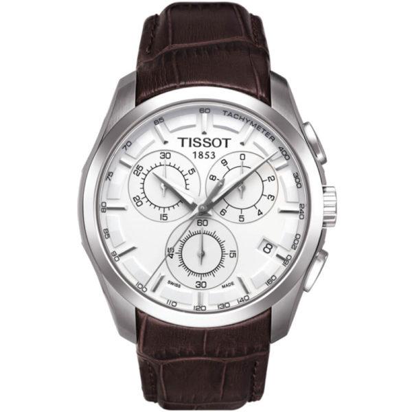 Мужские наручные часы TISSOT Couturier T035.617.16.031.00 - Фото № 6