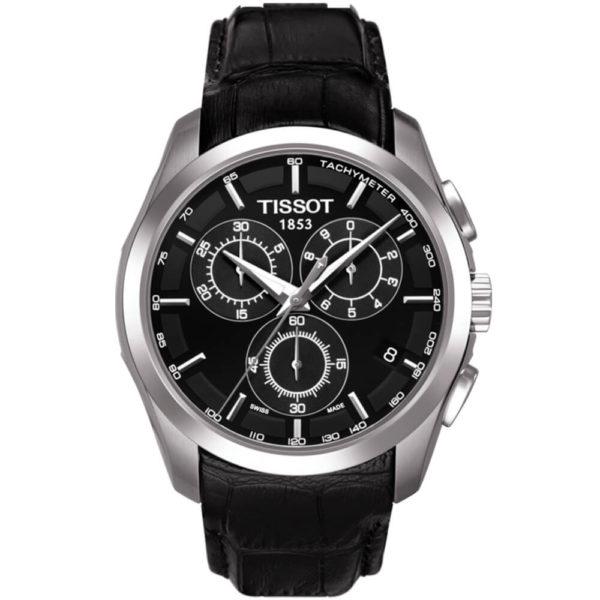 Мужские наручные часы TISSOT COUTURIER CHRONOGRAPH T035.617.16.051.00 - Фото № 6
