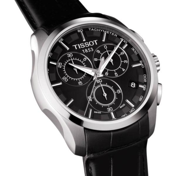 Мужские наручные часы TISSOT COUTURIER CHRONOGRAPH T035.617.16.051.00 - Фото № 10
