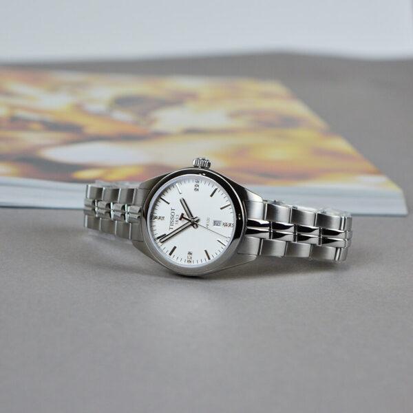 Женские наручные часы TISSOT PR 100 T101.210.11.036.00 - Фото № 14