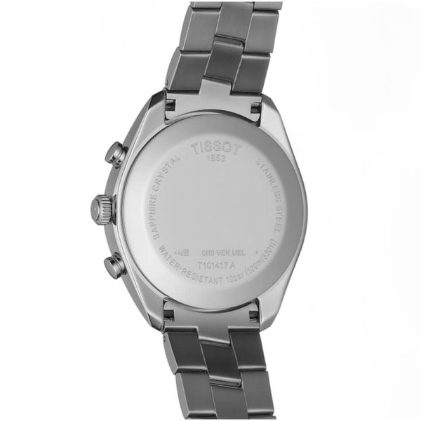 Мужские наручные часы TISSOT PR 100 T101.417.11.051.00 - Фото № 8