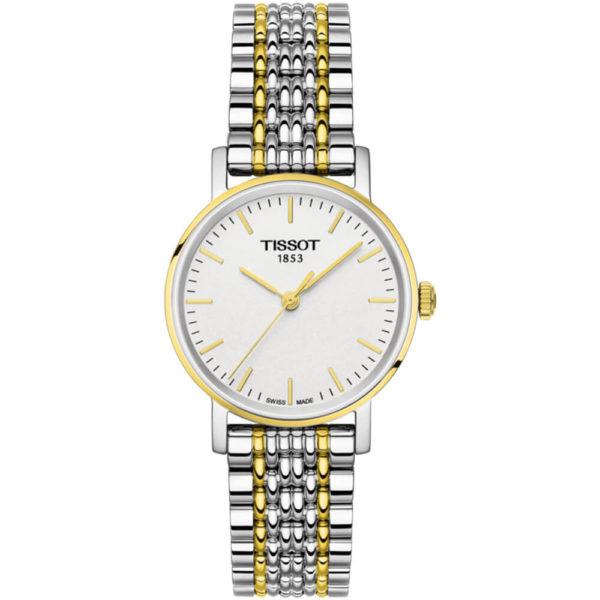 Женские наручные часы TISSOT EVERYTIME SMALL T109.210.22.031.00 - Фото № 5